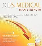 XL-S Medical Integratore Dietetico Max Strength - 120 Compresse