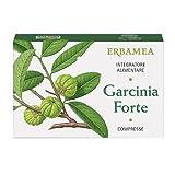 Erbamea Integratore Alimentare Garcinia Forte, 30 Compresse Da 1100Mg In Blister