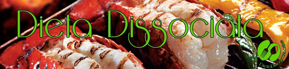 dieta dissociata schema