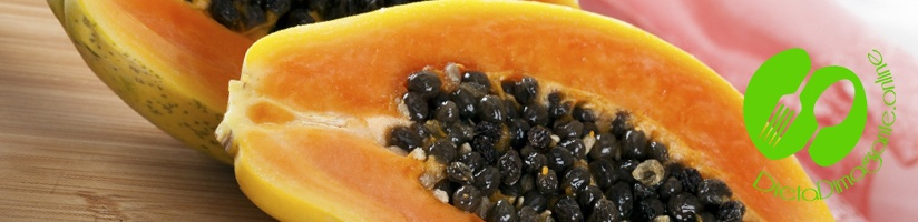 papaya benefici