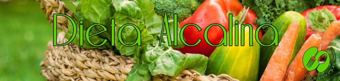 dieta alcalina menu
