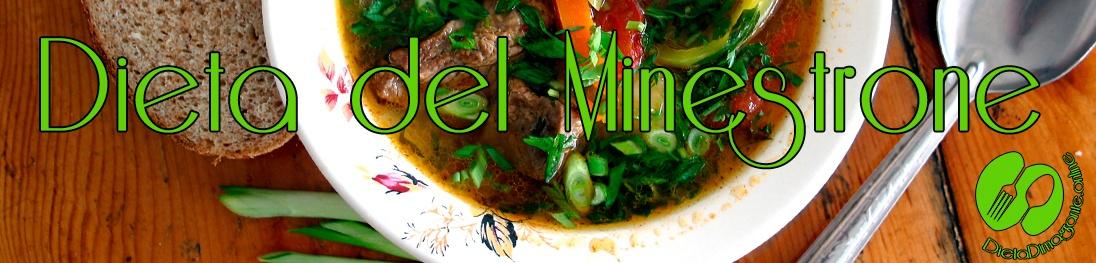 dieta del minestrone ricetta
