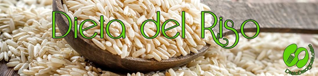 dieta del riso e pollo