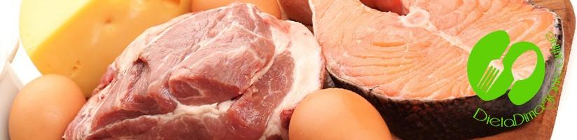 dieta chetogenica alimenti concessi