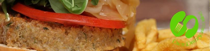 ricetta di hamburger per vegetariani