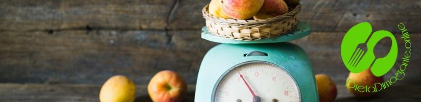 perdere peso stabilizzazione