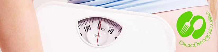 perdere peso in gravidanza è normale